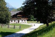 IWS - Plein Air Tiroler Bauernhöfe V