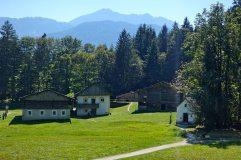 IWS - Plein Air Tiroler Bauernhöfe VI