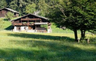 IWS - Plein Air Tiroler Bauernhöfe VII